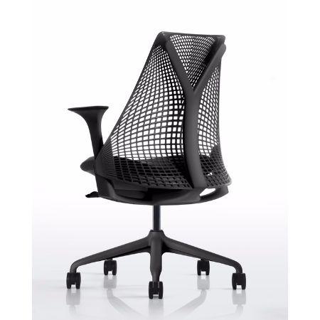 Silla giratoria herman miller sayl muebles de oficina for Muebles de oficina herman miller