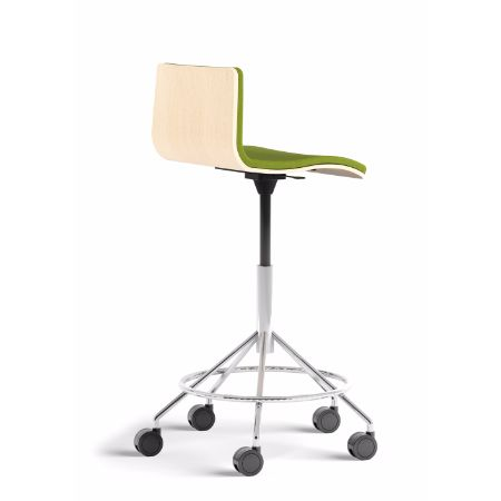 Taburete lexia forma 5 muebles de oficina mart nez serra for Muebles de oficina jovalu