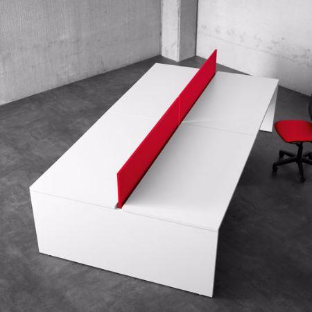 Mesa de sistema forma 5 blok muebles de oficina mart nez for Muebles de oficina forma 5
