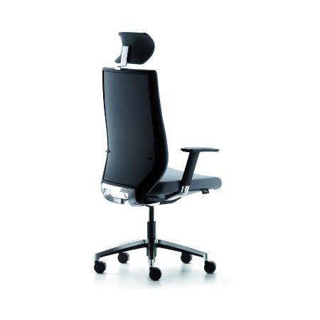 Silla giratoria forma 5 eben muebles de oficina mart nez for Muebles de oficina forma 5