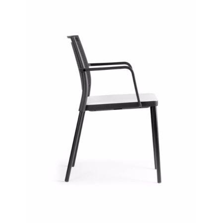 Silla fija forma 5 kool muebles de oficina mart nez for Muebles de oficina forma 5