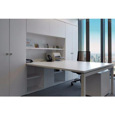 Mesa semidirecci n forma 5 f25 muebles de oficina for Muebles de oficina forma 5