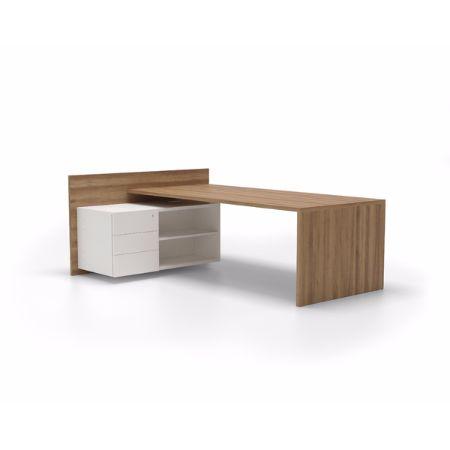 Mesa semidirecci n forma 5 v30 muebles de oficina for Muebles de oficina forma 5