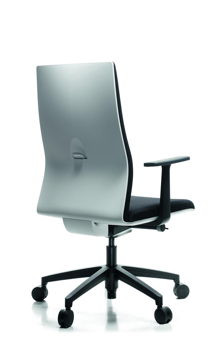 Silla giratoria forma 5 touch muebles de oficina for Silla glove forma 5