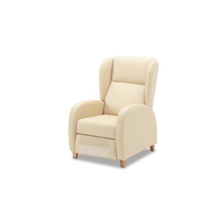 Sill n geri trico pardo serie belate descanso muebles de for Sillon de descanso
