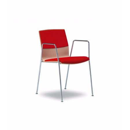 Silla polivalente kastel serie kimbox muebles de oficina for Muebles de oficina kalea