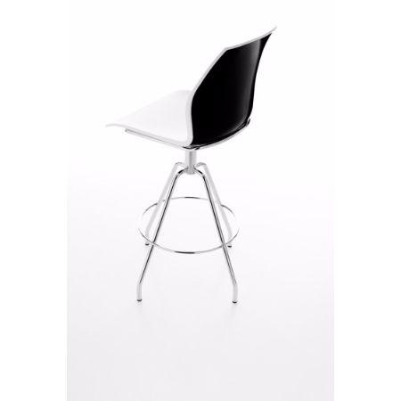 Taburete polivalente kastel serie kalea stool muebles de for Muebles de oficina kalea