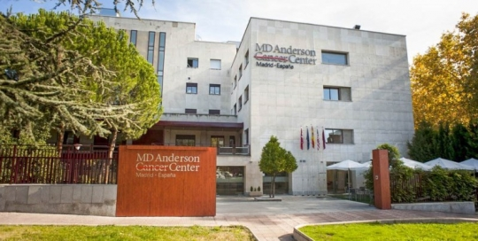 MD Anderson Cancer Center Madrid