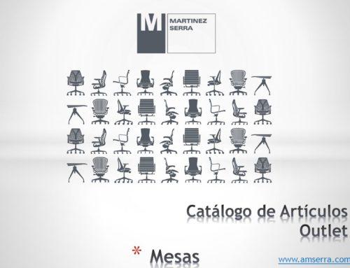 Martínez Serra presenta su esperado Catalogo Outlet