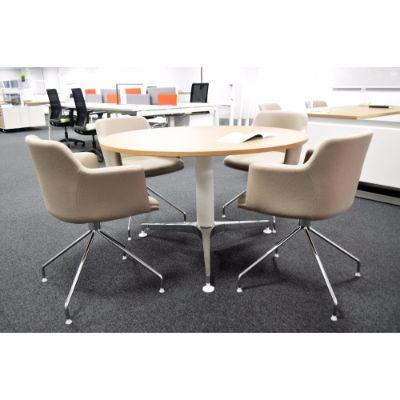 Mesa de reuniones travel de forma 5 muebles de oficina for Muebles de oficina forma 5