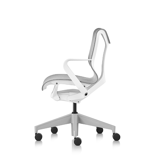 Herman Miller Cosm White low back