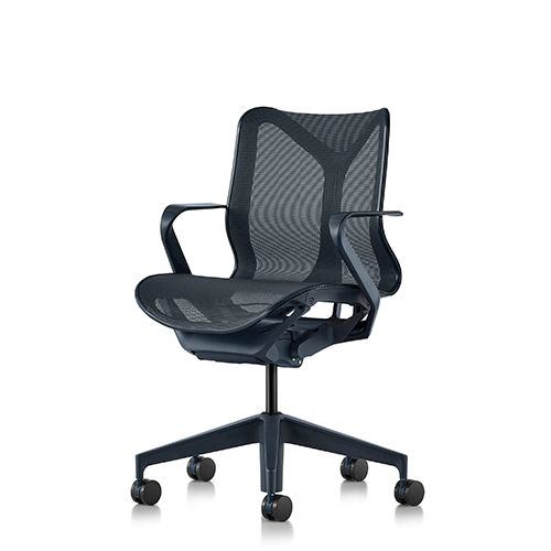 Herman Miller Cosm Black Low Back