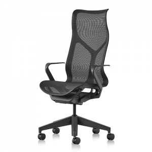 Herman Miller Cosm Black high back